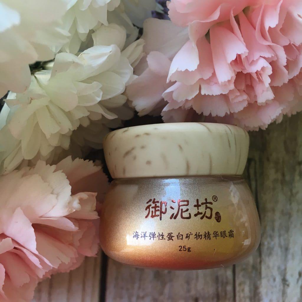 3 produkty to seria mini recenzji, dziś krem pod oczy z L'orient, Vianek oraz Yunifang.