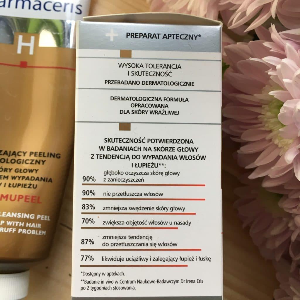 3 produkty to seria mini recenzji, dziś peeling do skóry głowy z Bionigree, Natura Siberica oraz Pharmaceris.