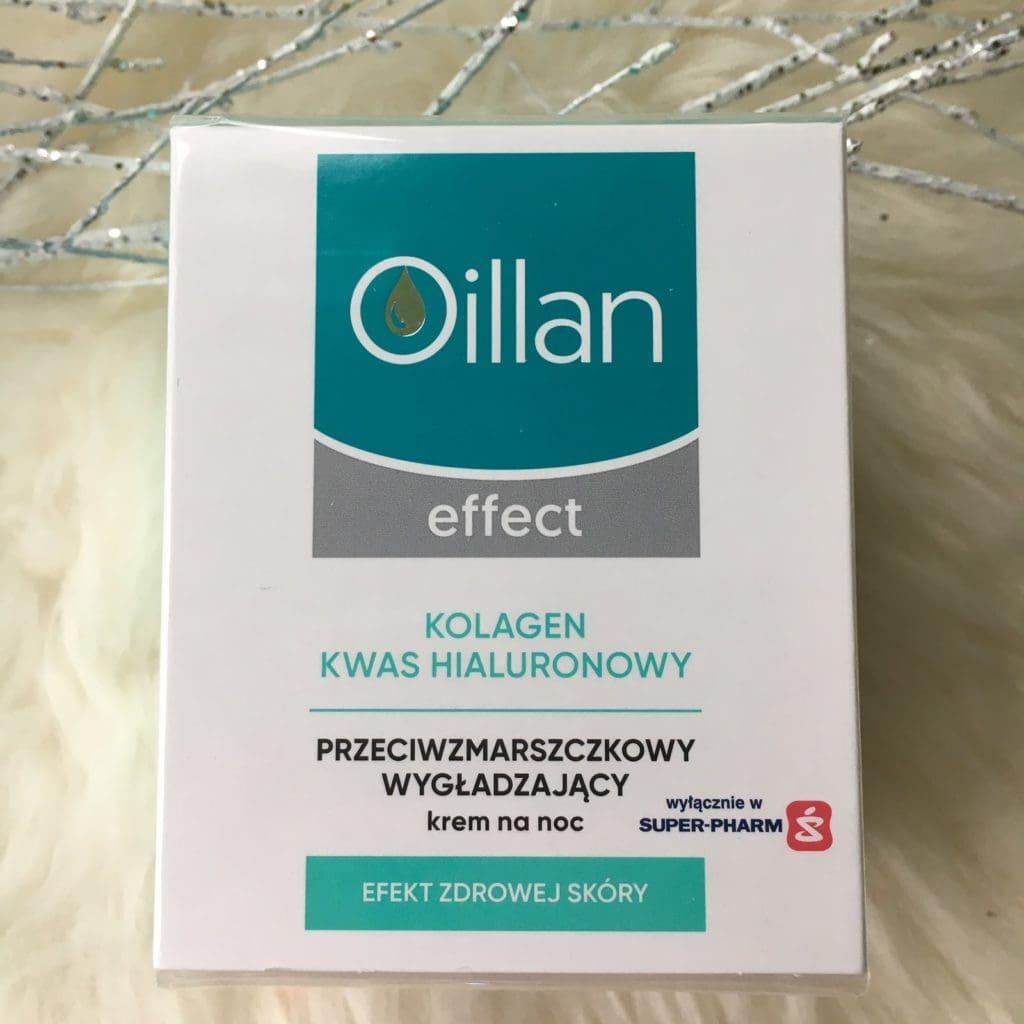 Moje wrażenia z używania nowej serii Effect marki Oillan, a dokładniej żelu do mycia twarzy, kremu na dzień, na noc oraz pod oczy.