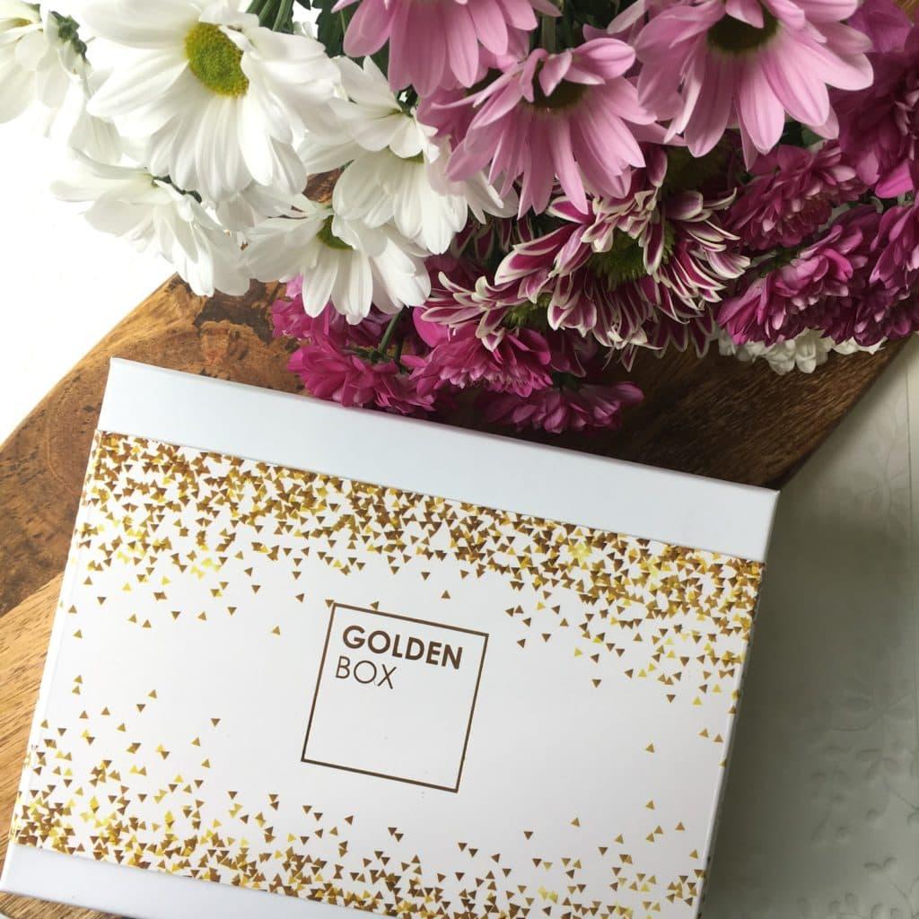 Subskrypcja pudełka Be Glossy, wersja specjalna Golden Box, No 4.