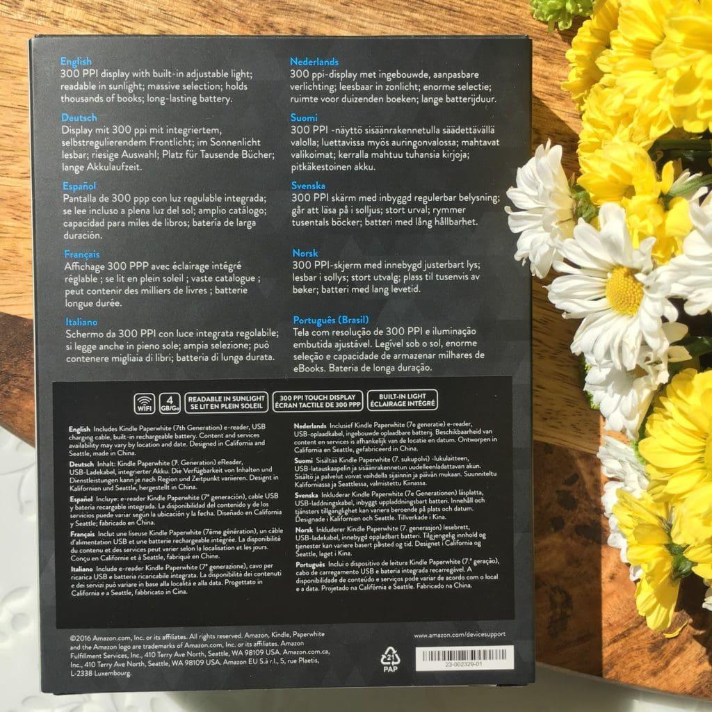 Nowy i mój pierwszy Kindle Paperwhite 3 bez reklam, Dmitry Glukhovsky i jego opowiadanie Koniec drogi oraz Marta Kisiel i jej Szaławiła.