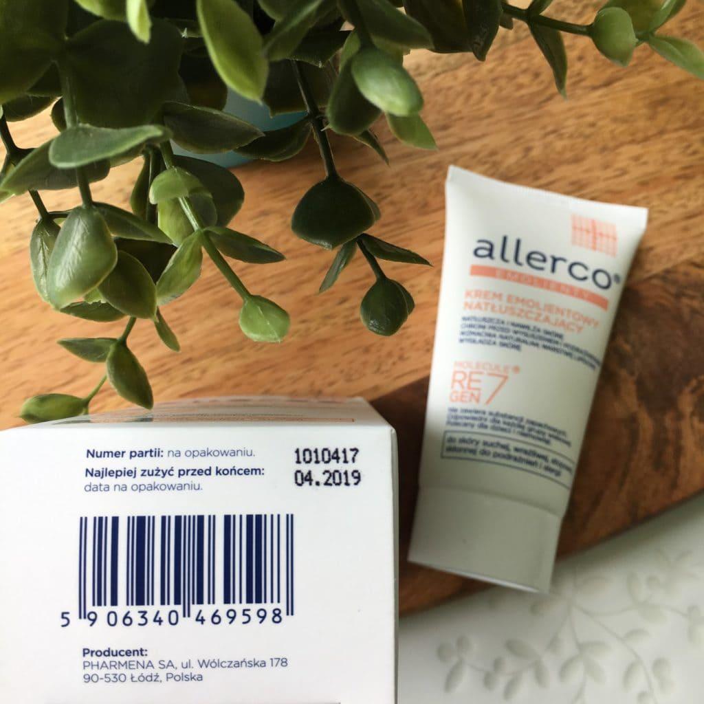 Moje pierwsze spotaknie z marką Allerco, a dokładniej ich kremem emolientowym nawilżającym i natłuszczającym, emulsją do kąpieli i żelem myjącym.