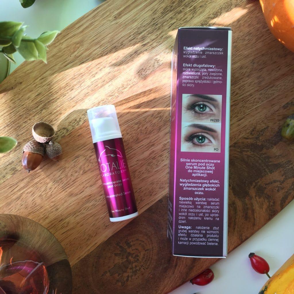 3 produkty to seria mini recenzji, dziś krem pod oczy z Biolonica, Sotalie oraz Tołpa.