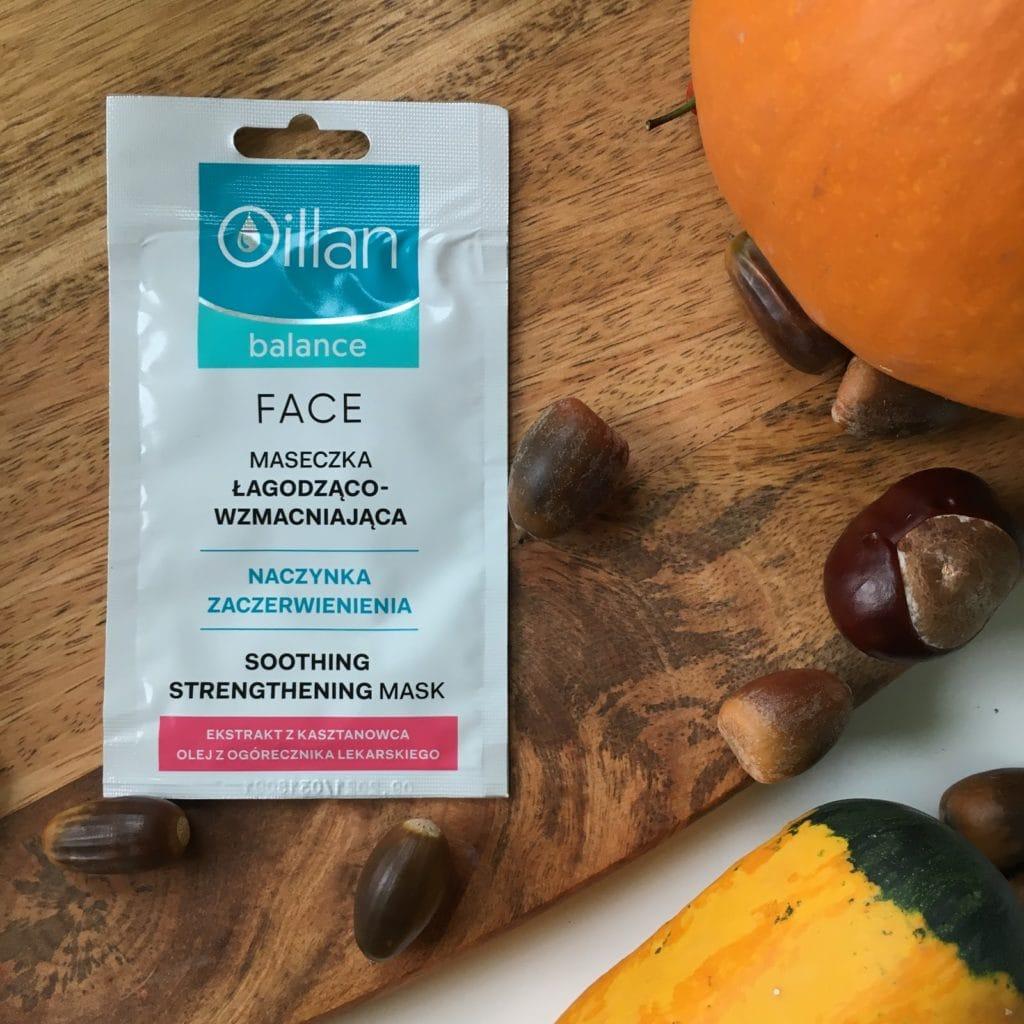 Moje pierwsze spotkanie z maseczkami Oillan: oczyszczająco-detoksykującą, odżywczo-nawilżającą oraz łagodząco-wzmacniającą.