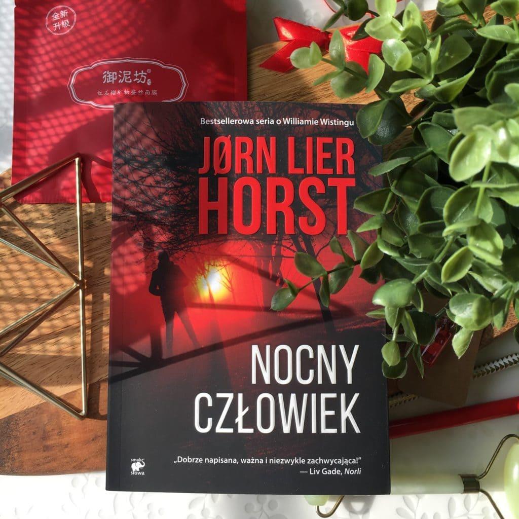 Nocny człowiek, czyli najnowsza książka Jorn Lier Horst, która miała premierę 14.08.2018 i moje wrażenia po jej przeczytaniu.