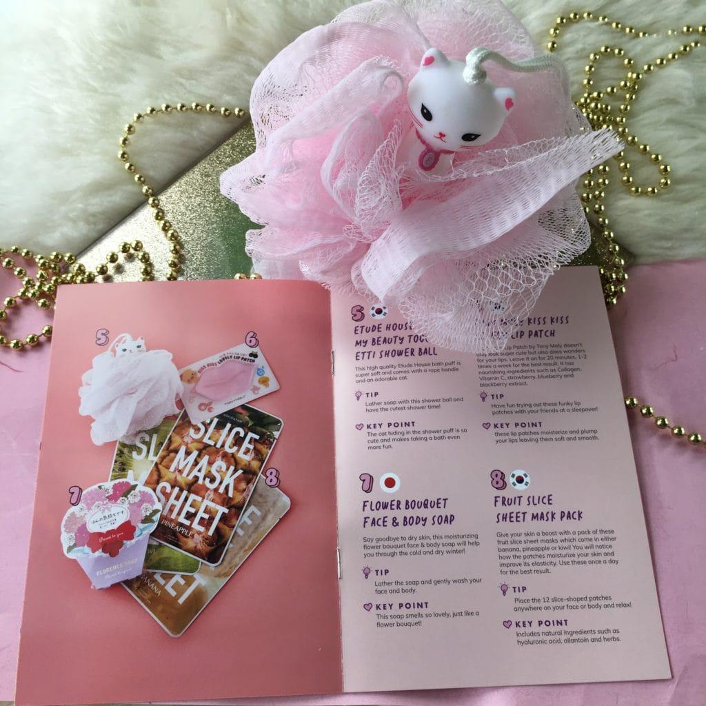 Nomakenolife, Japanese & Korean Beauty Box Subscription, January 2019 i moje wrażenia z pierwszego zamówienia tego pudełka.
