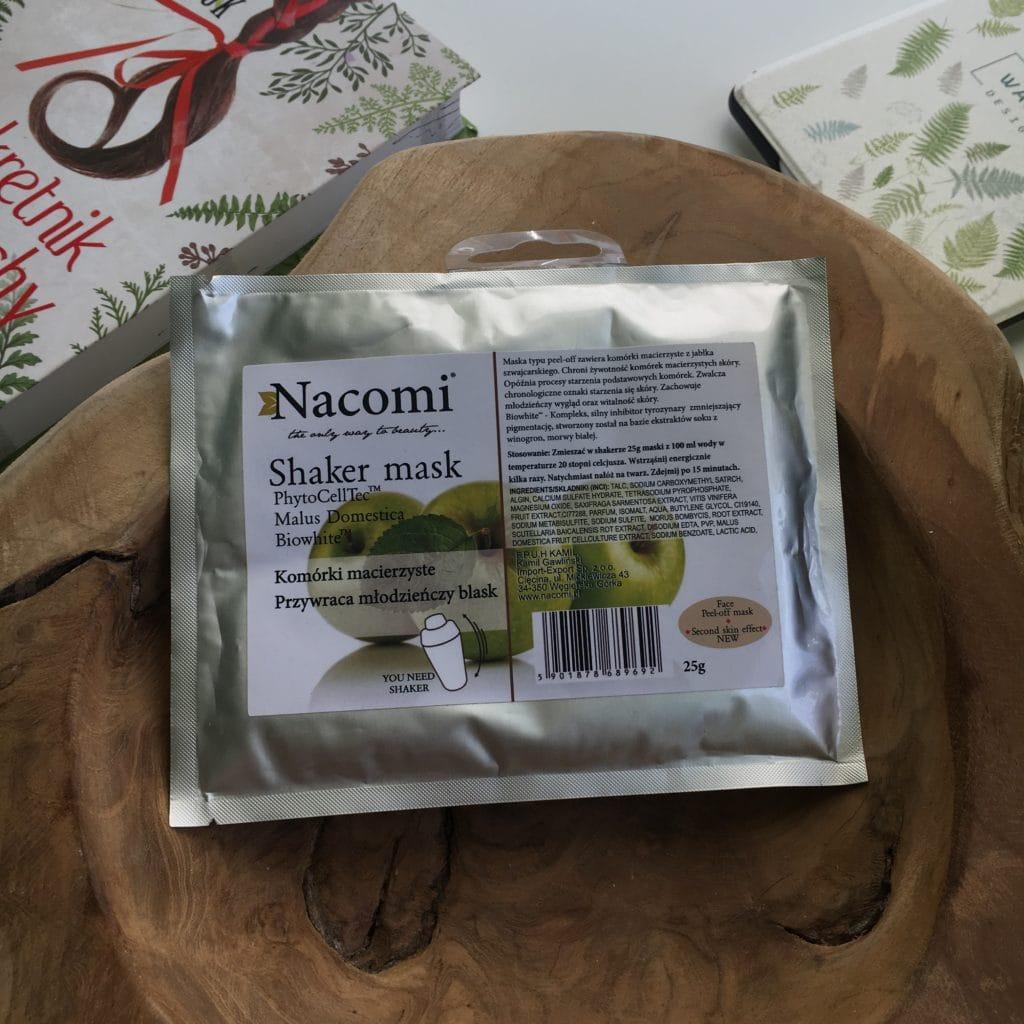 Shaker mask z Nacomi.