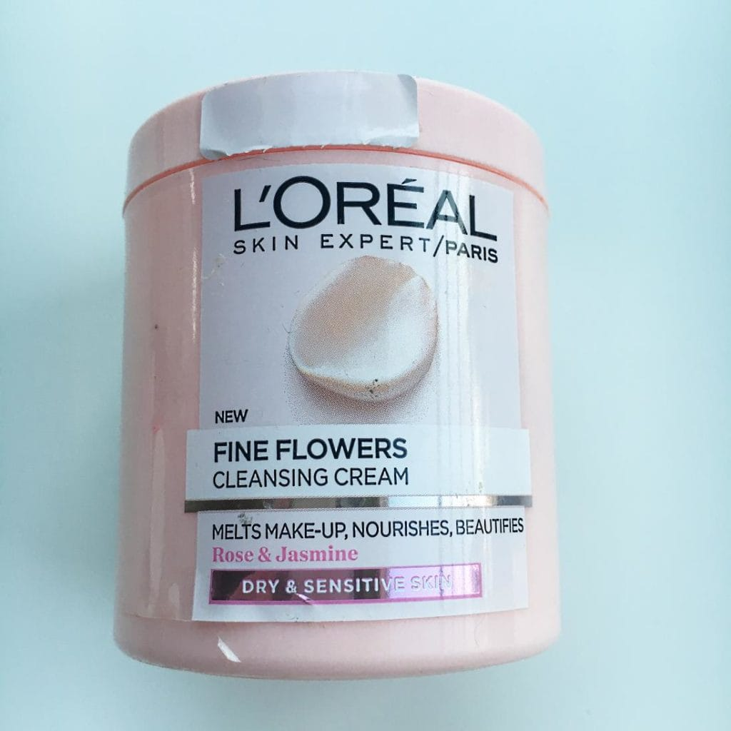 Fine Flowers Cleansing Cream z L'oreal.