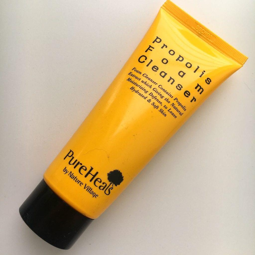 Propolis Foam Cleanser z Pure Heals.