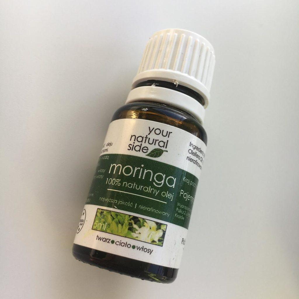 100% Naturalny olej morninga z Your Natural Side.