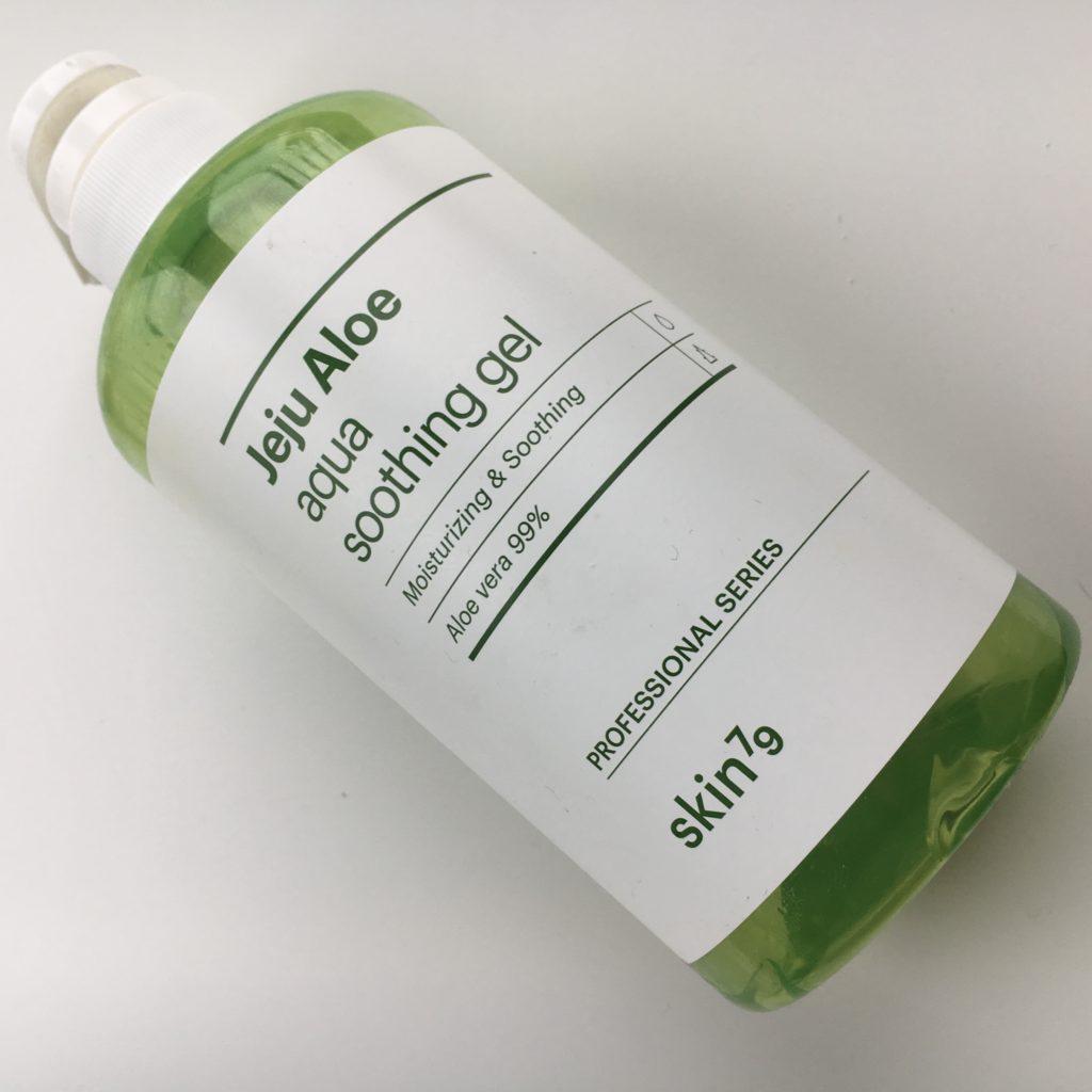 Skin79 - Jeju Aloe - Aqua Soothing Gel - Żel aloesowy