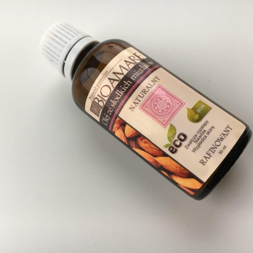 BioAmare - Olej ze słodkich migdałów