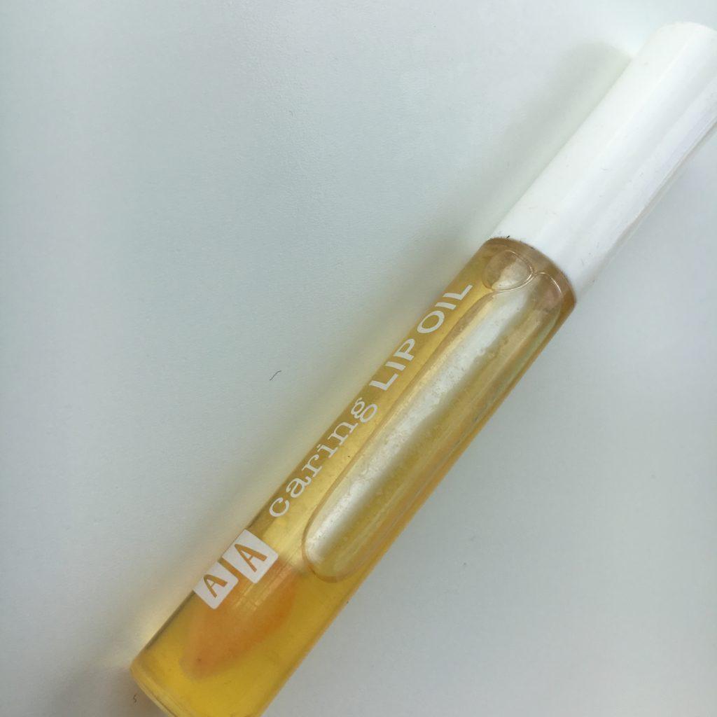 AA – Caring Lip Oil – Upiększający olejek do ust – Apricot
