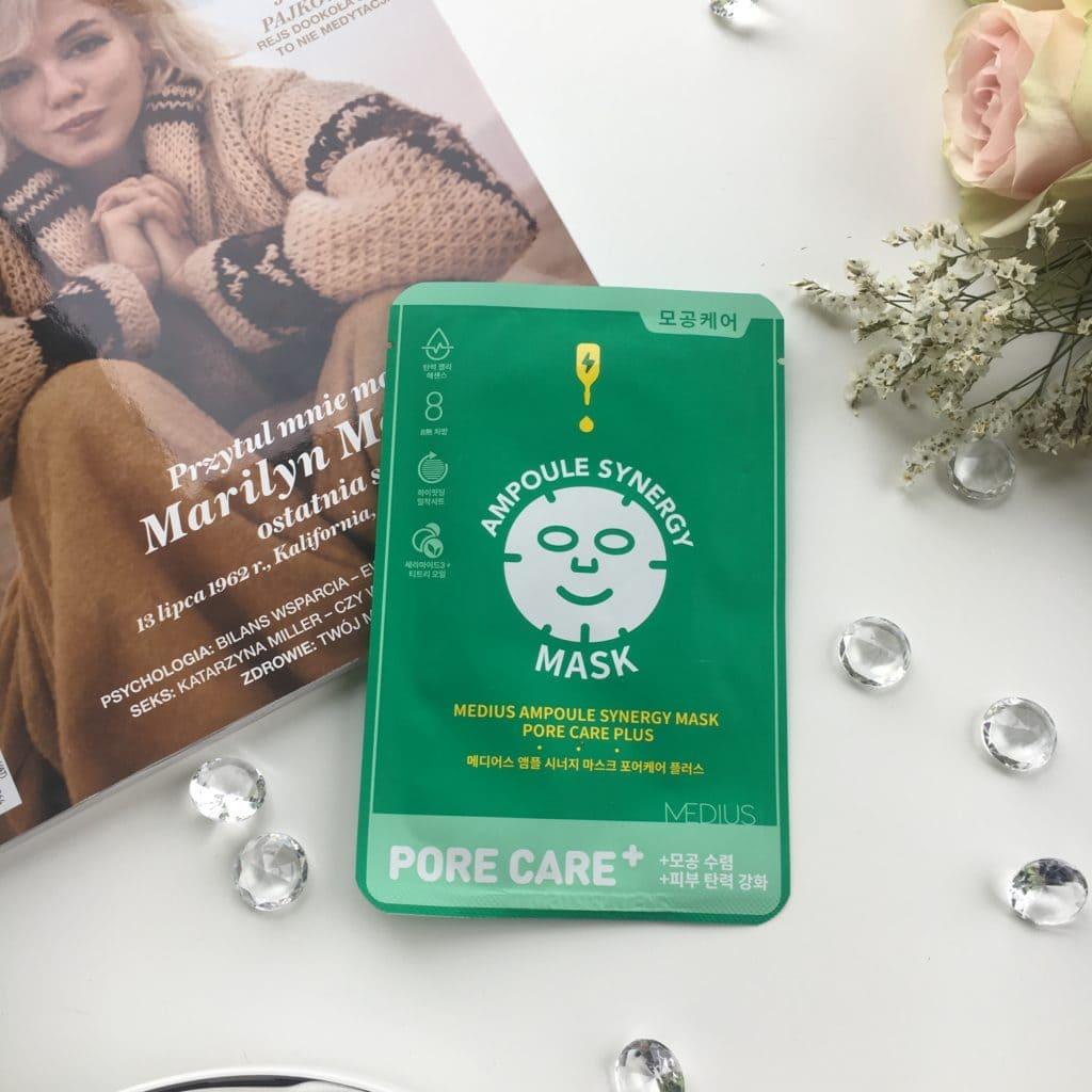 Pore Care Plus - Ampoule Synergy Mask - Medius