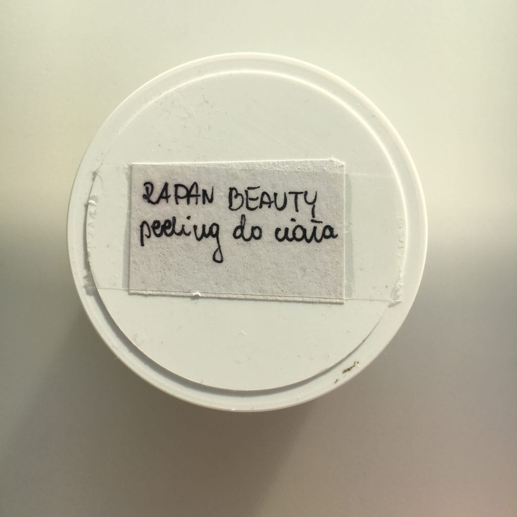 Rapan Beauty - Peeling do ciała