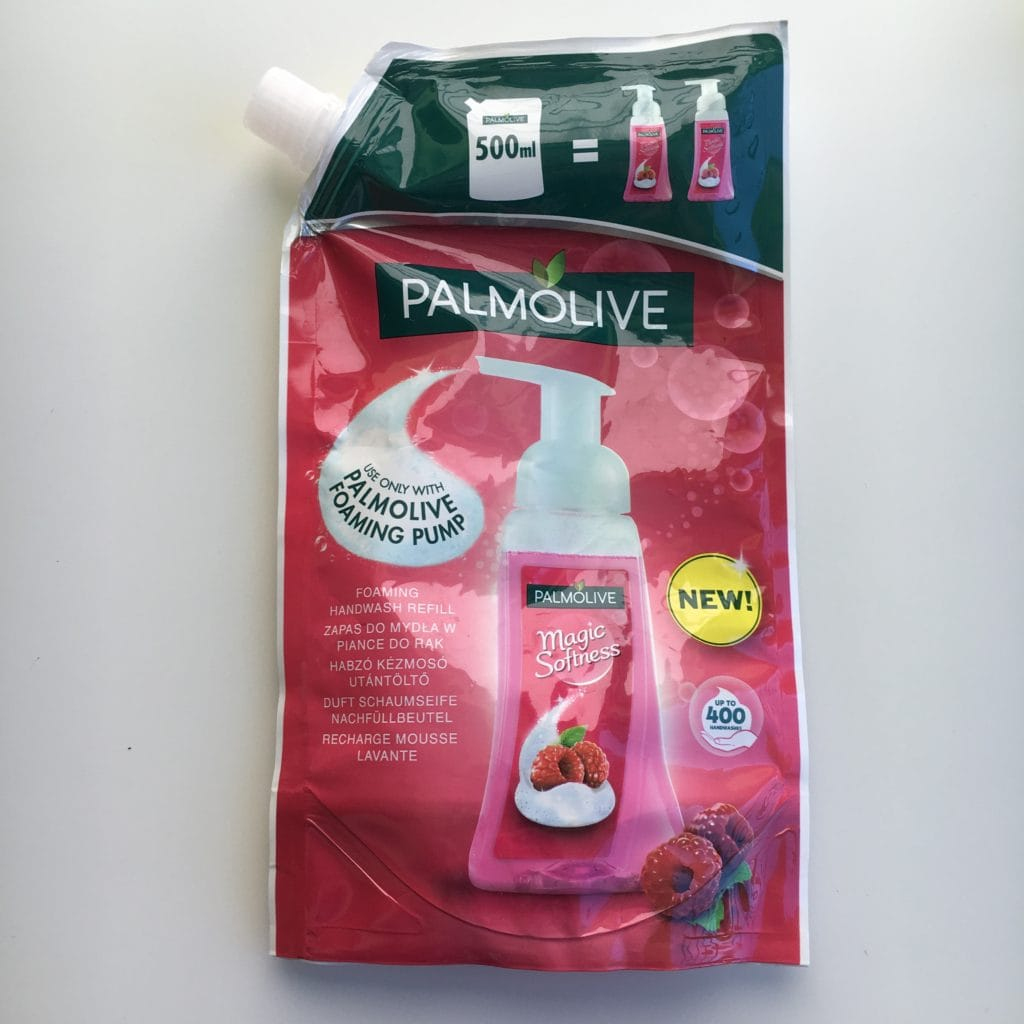 Palmolive – Magic Softness – Pianka do mycia rąk