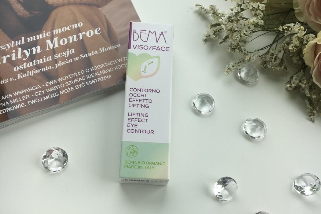 Bema Cosmetici - Liftingujący krem pod oczy z szafranem