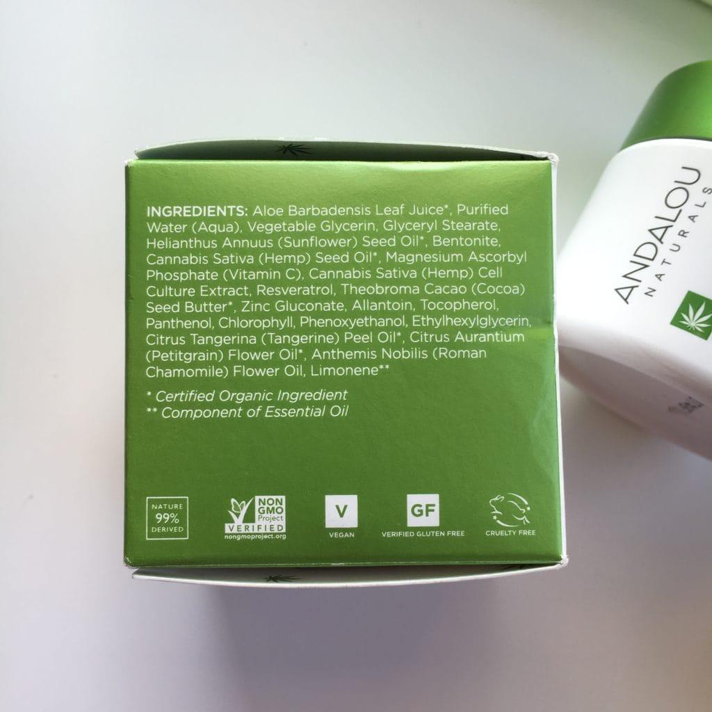 Andalou Naturals - CannaCell® DeTox Mask