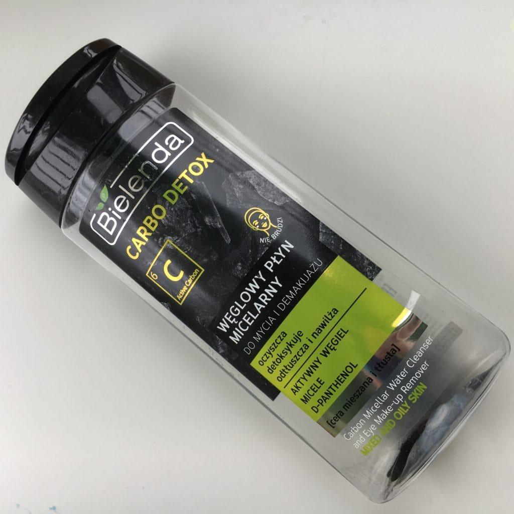 Bielenda - Carbo Detox - Węglowy płyn micelarny