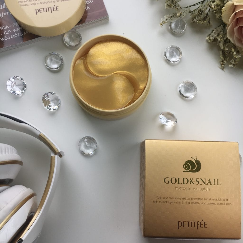 Petitfee - Gold & Snail - Hydrogel Eye Patch
