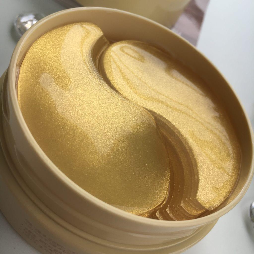 Petitfee - Gold & Snail - Hydrogel Eye Patch