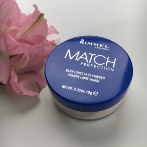 Rimmel - Match Perfection - Silky Loose Face Powder -Puder sypki