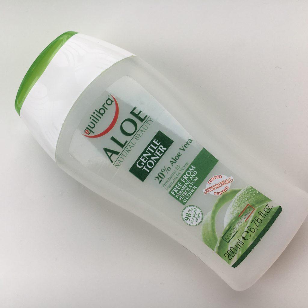 Equilibra - Aloe - Tonik do twarzy