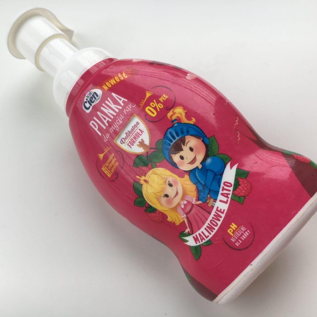 Cien – Pianka do mycia rąk