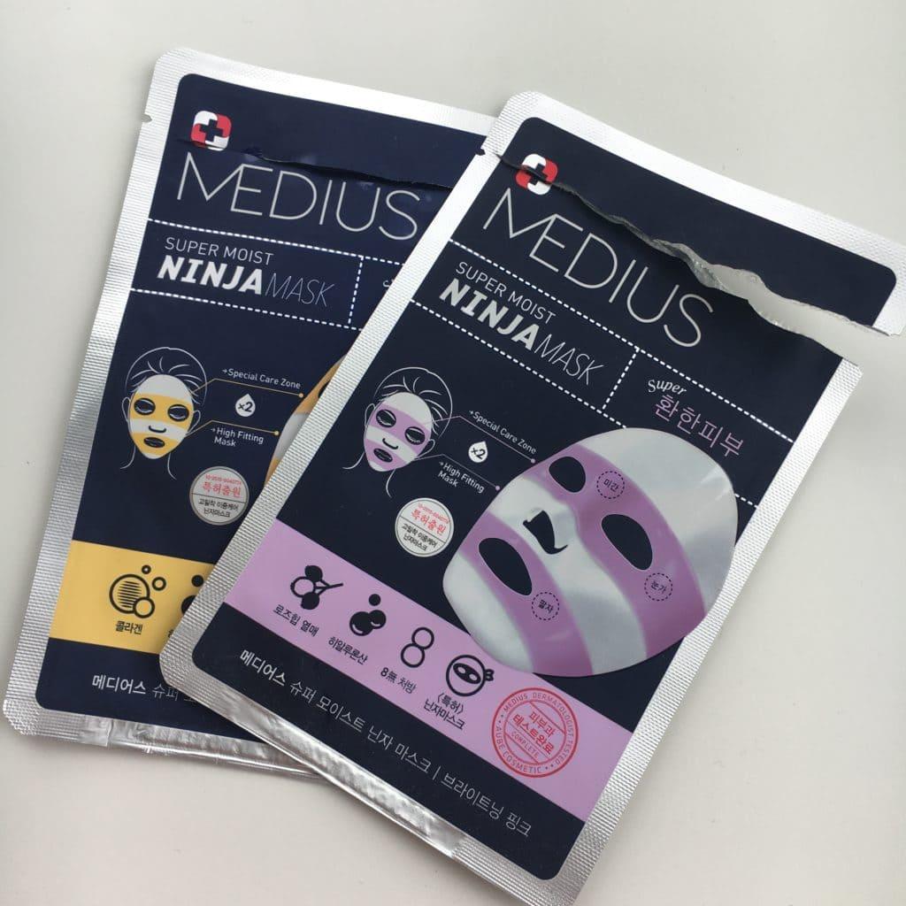 Medius - Ninja mask