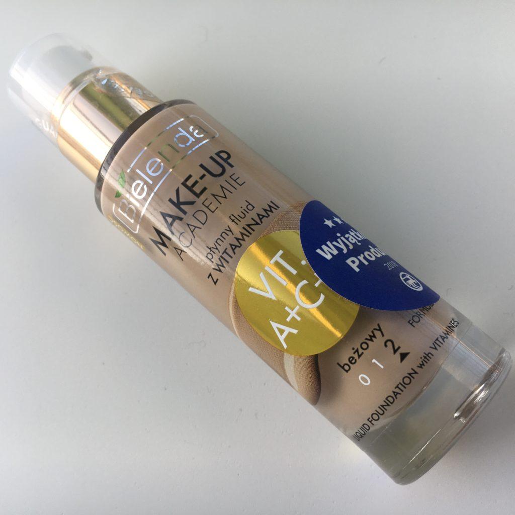 Bielenda - Płynny fluid z witaminami - 2 beżowy