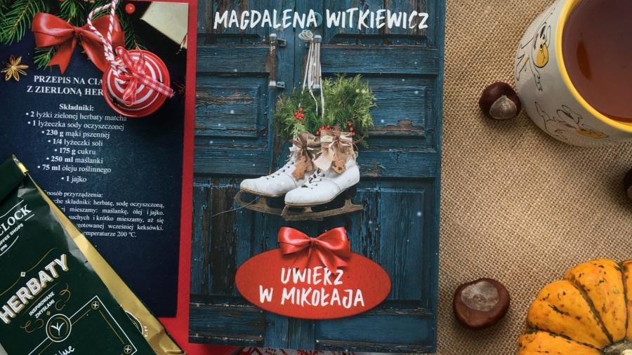 Magdalena Witkiewicz – Uwierz w Mikołaja