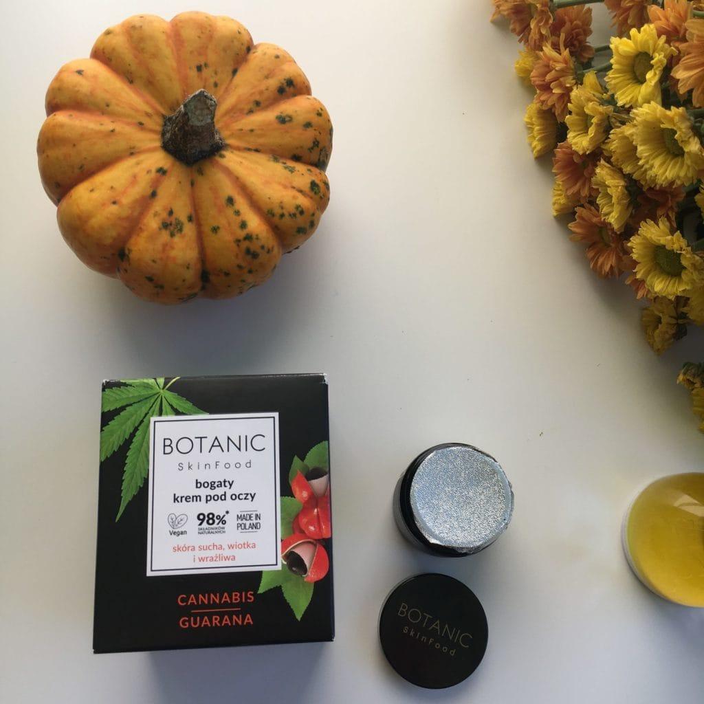 Botanic Skinfood - Bogaty krem pod oczy
