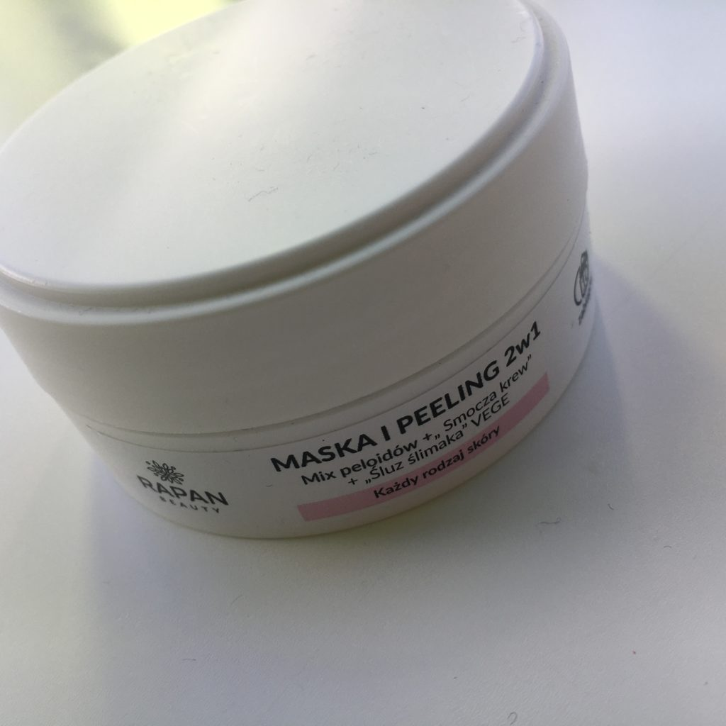 Rapan Beauty – Power of Nature – Maseczka Intensive Care