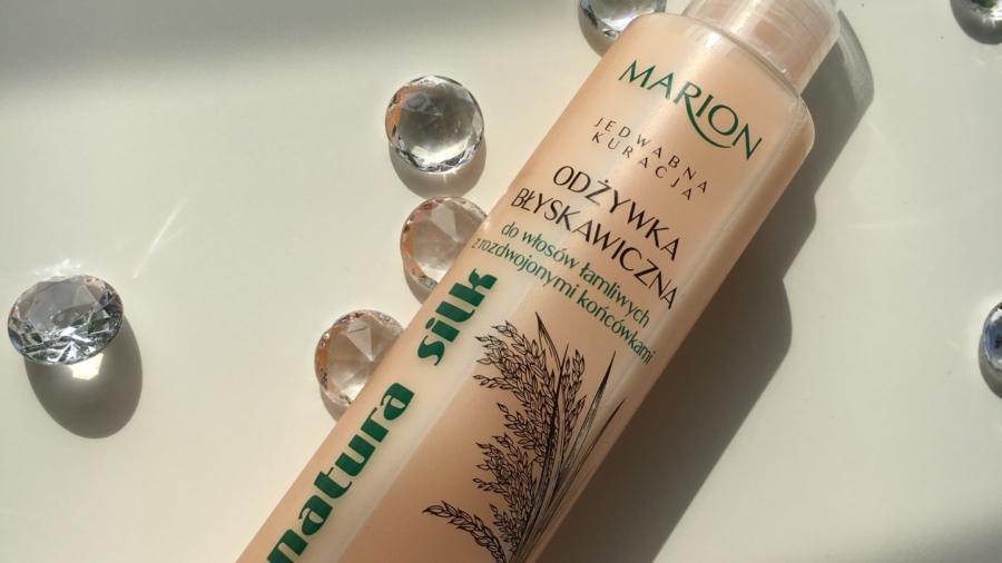 Marion - Błyskawiczna odżywka do włosów łamliwych i z rozdwojonymi końcówkami