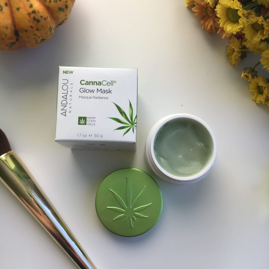 Andalou Naturals – CannaCell® Glow Mask