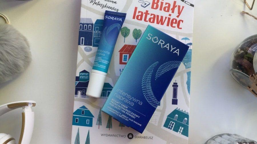 Soraya - Intensywna naprawa - Bogaty krem przeciwzmarszczkowy pod oczy i na powieki