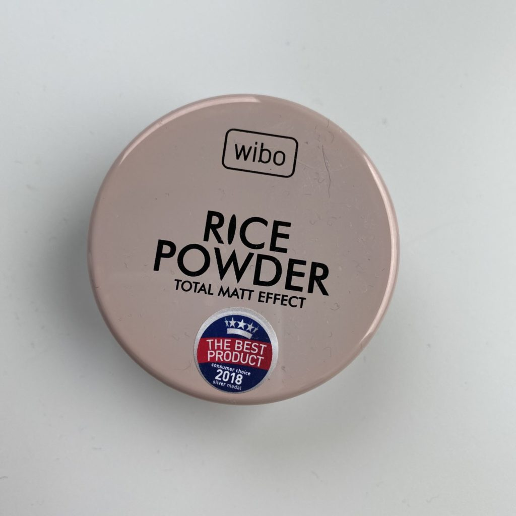 Wibo – Rice Powder – Total Matt Effect