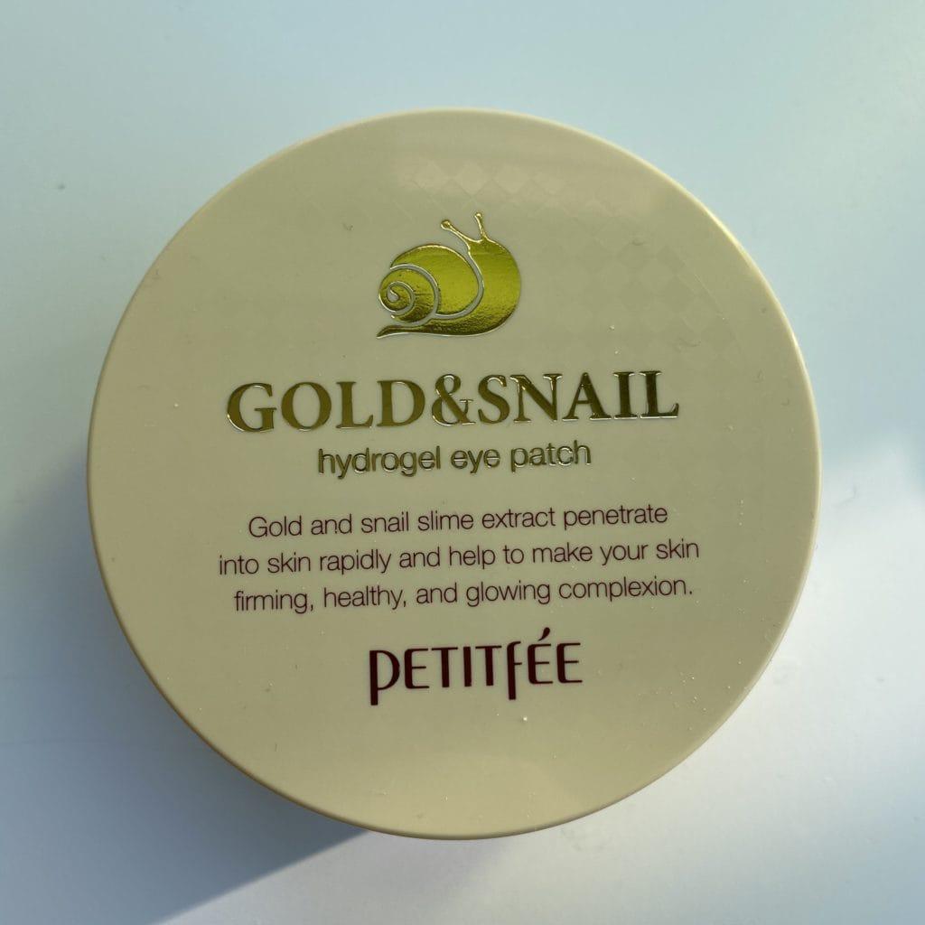 Petitfee – Gold & Snail – Hydrogel Eye Patch