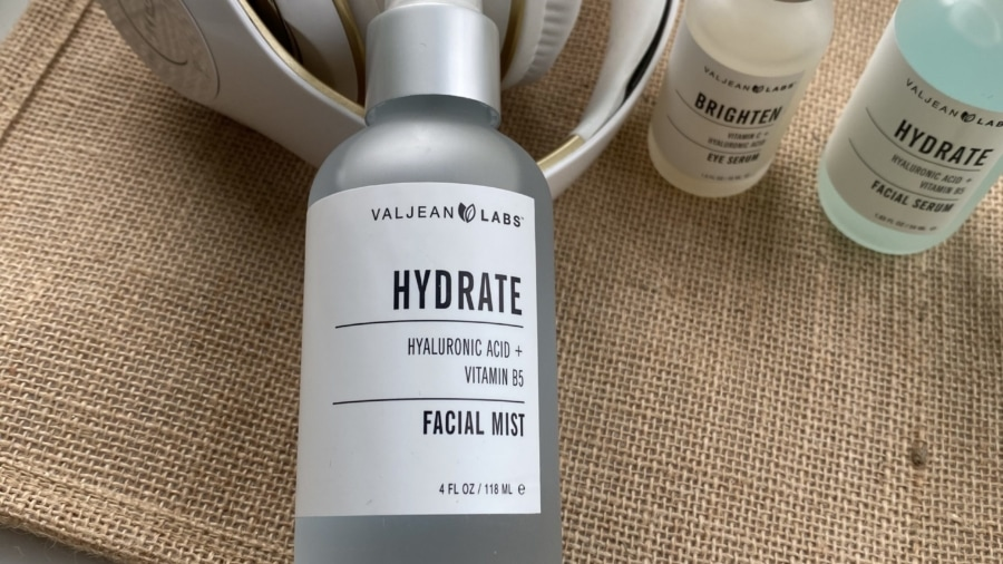 Valjean Labs - Hydrate - Facial Mist - Mgiełka do twarzy