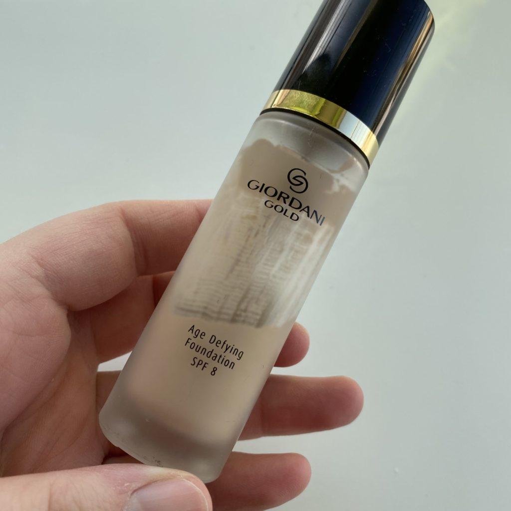 Oriflame - Podkład ujędrniający - Giordani Gold SPF 8