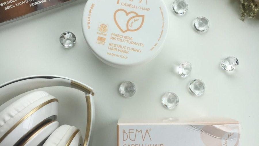Bema Cosmetici - Love bio - Regenerująca maska do włosów