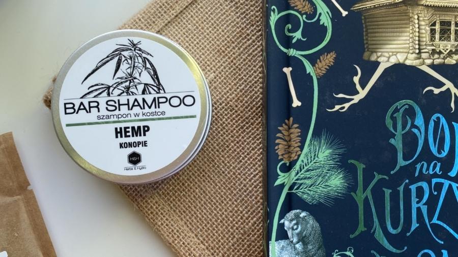 Herbs&Hydro - Szampon w kostce May Chang