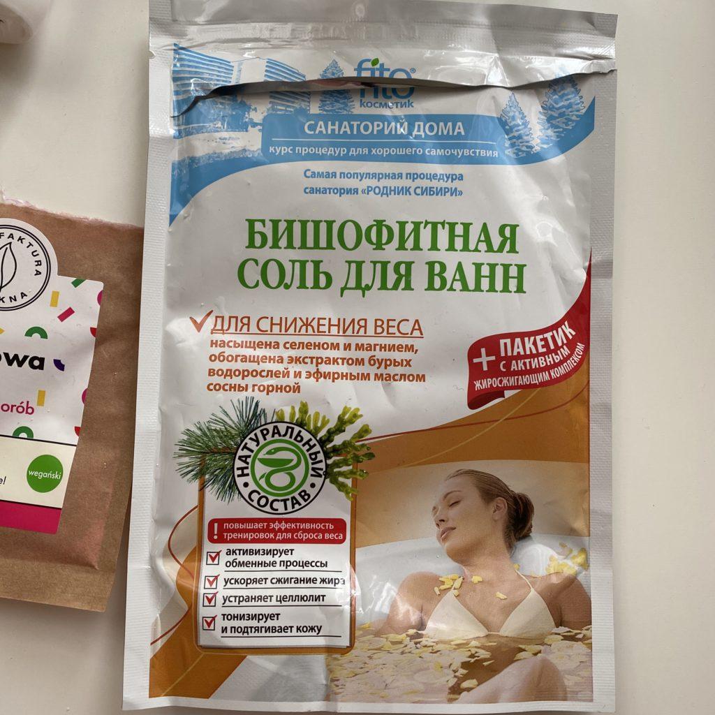Fito Kosmetik – Sól do kąpieli